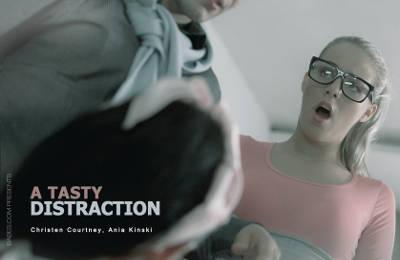 A Tasty Distraction – Ania Kinski, Christen Courtney (2016)