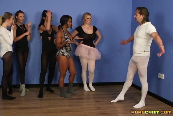 Ballet Boner – Chloe Berry, Jade Louise, Kiki Minaj, Klara Belle, Tasha Holz  (2016)