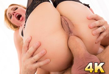 Briana Banks, Former Contract Girl Cums Out Of Retirement For An Ass Full Of Manuel! (2016)