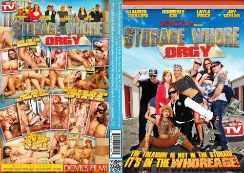 Storage Whore Orgy – Full Movie (DevilsFilm / 2016)