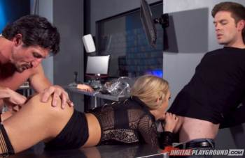 Sex Machina: A XXX Parody – Scene 4 – Mia Lelani, Alec Knight, Tommy Gunn & Ryan Ryder (2016)