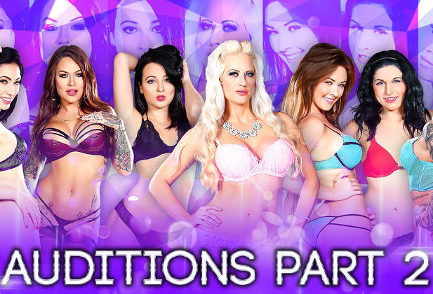 DP Star Season 2 – Audutions – Episode 2 – Alice Lighthouse, Aria Alexander, Daisy Monroe, Dallas Black