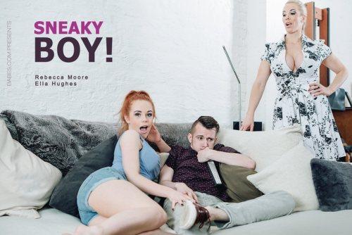 Sneaky Boy! – Ella Hughes, Rebecca Moore & Sam (2016)