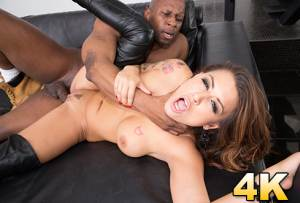 Eva Angelina Is Back And Blacked In The Ass! (2016)