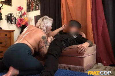 Inked up and fucked deep in the ass (2015)