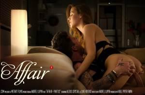 Affair Part 2 – Alexis Crystal, Luke Hotrod (SexArt / 2016)